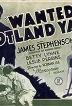 Wanted by Scotland Yard
