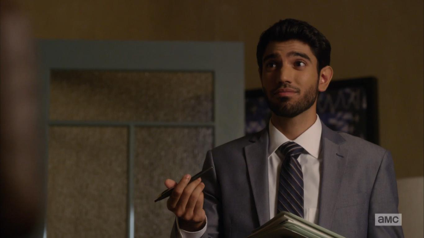 Still of Omar Maskati in Better Call Saul