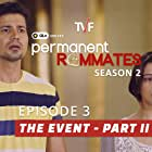 Sumeet Vyas and Nidhi Singh in Permanent Roommates (2014)