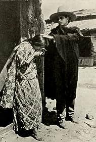 Romaine Fielding in The Evil Eye (1913)