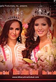 3rd Annual Miss Latina Global, Miss Teen Latina Global and Mrs Latina Global 2014 Poster