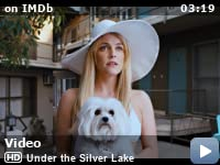 under the silver lake film imdb