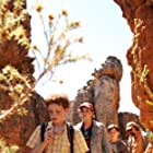 James Faulkner, Nick Price, Cameron Monaghan, and Chancellor Miller in The Three Investigators and the Secret of Skeleton Island (2007)