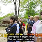 V, RM, BTS, Suga, Jimin, Jin, J-Hope, and Jungkook in BTS Village: Joseon Dynasty 2 (2021)