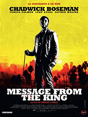 Permalink to Movie Message from the King (2016)