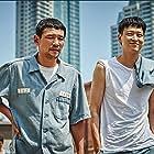 Jung-min Hwang and Dong-won Gang in Geom-sa-oe-jeon (2016)