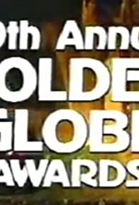 Primary photo for The 39th Annual Golden Globe Awards