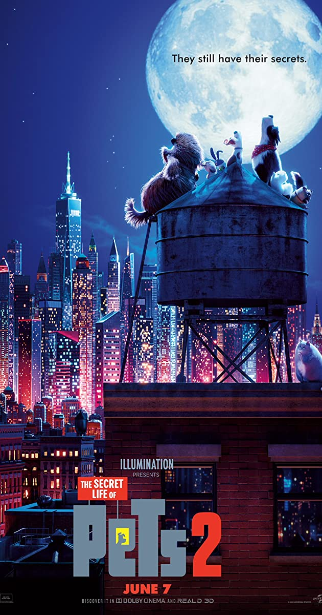 Free Download The Secret Life of Pets 2 Full Movie