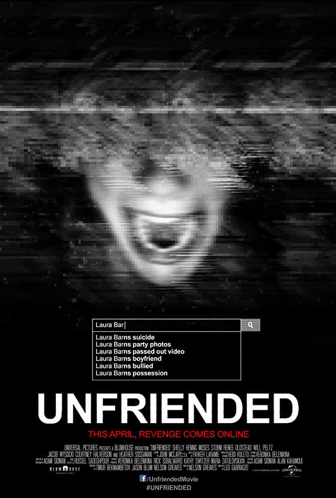 Unfriended 2014 Full Movie Watch Online Download Free