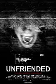 Heather Sossaman and Shelley Hennig in Unfriended (2014)