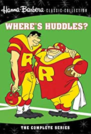 Where's Huddles? Poster