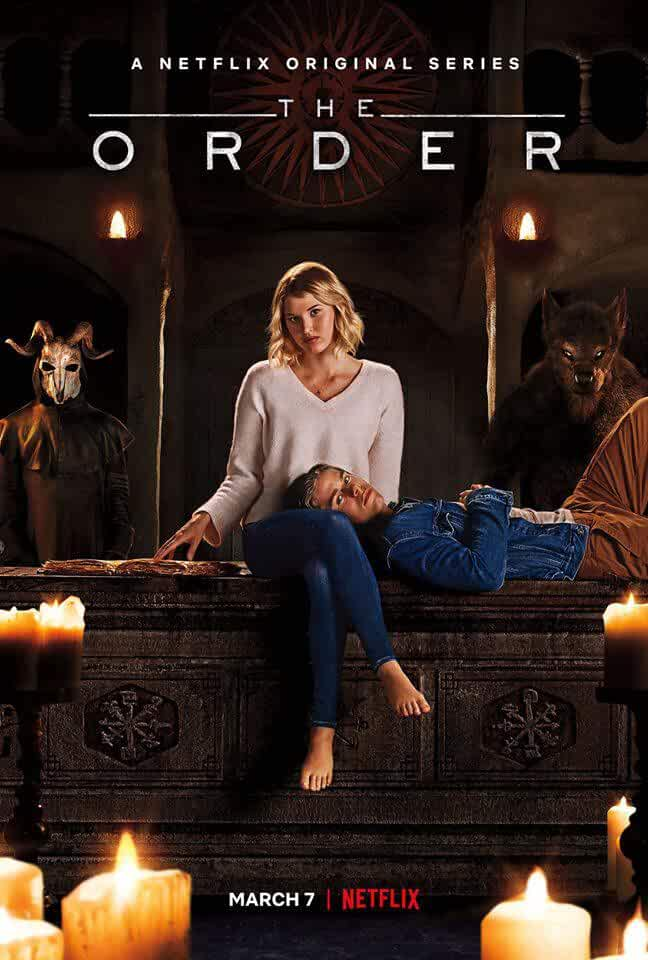 The Order (2019) English S01 S02 Complete NF WEB-DL x265 AAC Esub