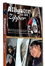 Alligator On the Zipper