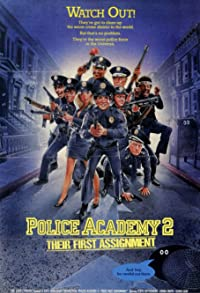 Primary photo for Police Academy 2: Their First Assignment