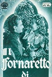 Il fornaretto di Venezia Poster