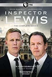Inspector Lewis Poster - TV Show Forum, Cast, Reviews