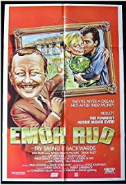 Emoh Ruo Poster