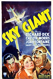 Sky Giant Poster
