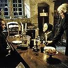 Jean-Paul Belmondo and Jean Marais in Les misérables (1995)