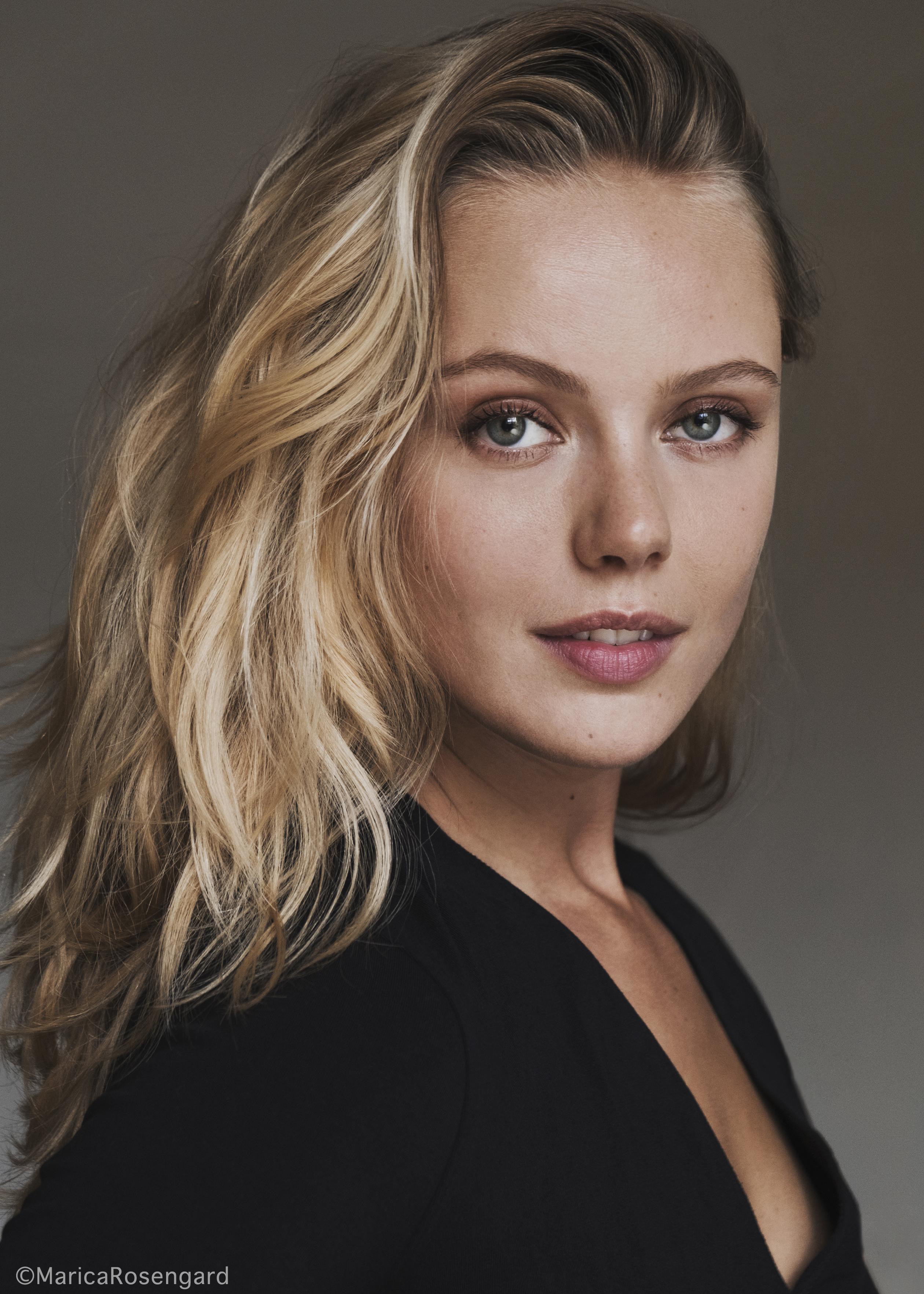 Frida Gustavsson Witcher