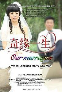 Guarda la lista dei film d'azione online Lesbians Marry Gay Men: Our Marriages by Xiaopei He, Yuan Yuan  [iPad] [320p] [4k]