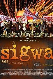 Sigwa Poster