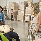 Tori Anderson, Amy Pietz, and Jonathan Langdon in No Tomorrow (2016)