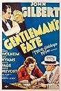 Gentleman's Fate (1931) Poster