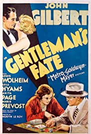 Gentleman's Fate (1931) Poster - Movie Forum, Cast, Reviews