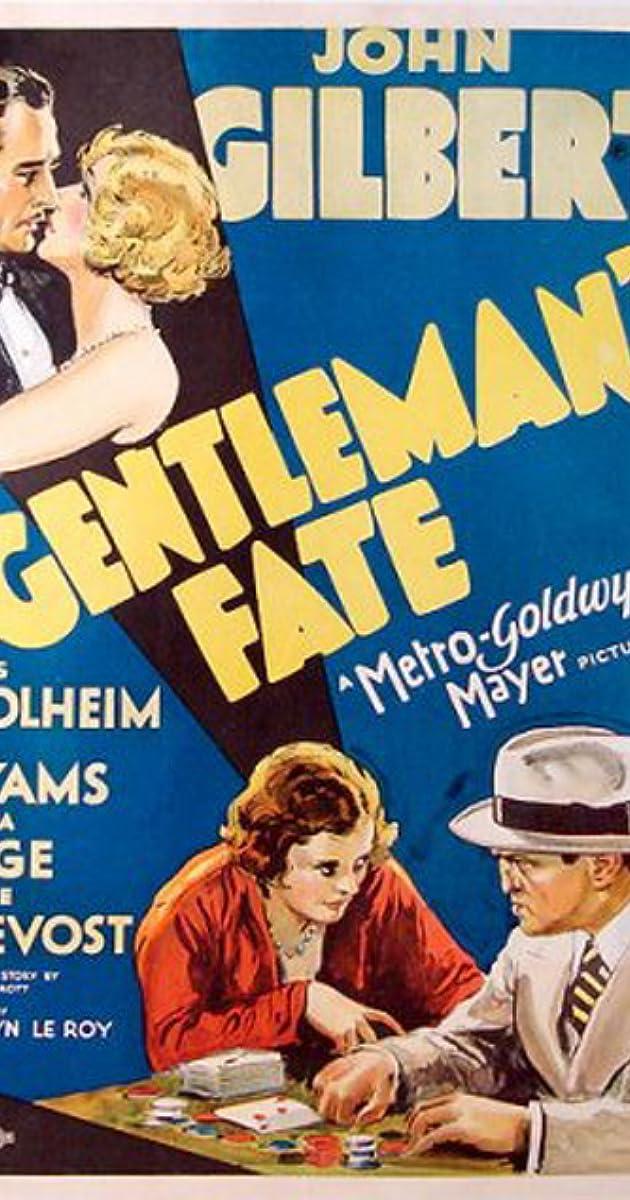 Gentlemans Fate 1931 Imdb