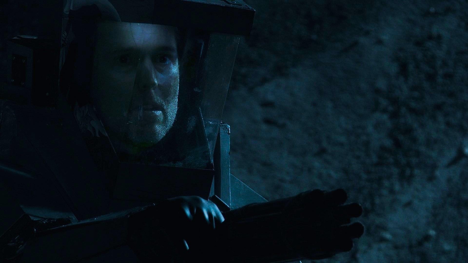 Still of Bill Sage as DALTON in Shockwave Darkside (2014)