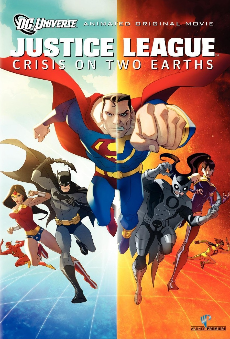 justice league crisis on two earths vf