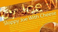 Descuidado Joe w / queso