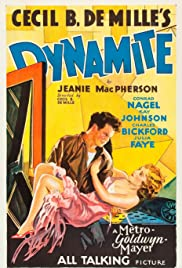 Dynamite (1929) starring Conrad Nagel on DVD on DVD