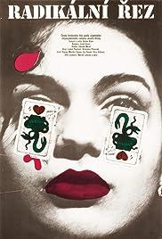 Radikální rez Poster