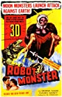 Robot Monster (1953) Poster