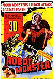 Robot Monster (1953) Poster - Movie Forum, Cast, Reviews