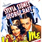 George Raft and Sylvia Sidney in You and Me (1938)