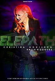 Christina Aguilera Feat. Nile Rodgers: Telepathy Poster