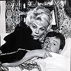 Anita Ekberg and Peter Alexander in Das Liebeskarussell (1965)