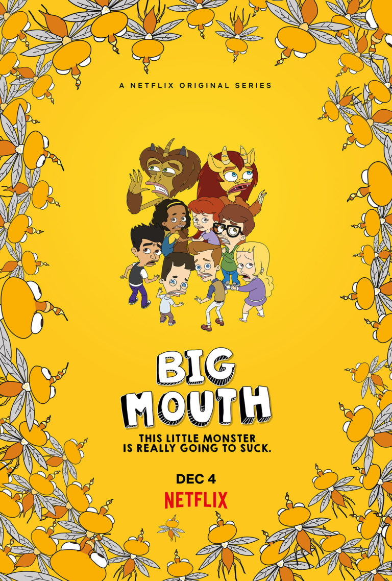 Big Mouth Tv Series 2017 Imdb