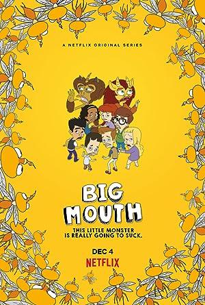 Where to stream Big Mouth