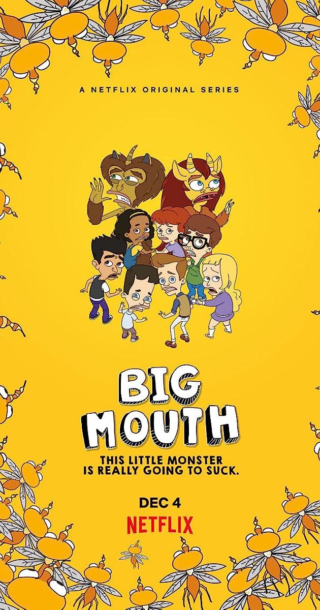 Filmbeschreibung zu Big Mouth