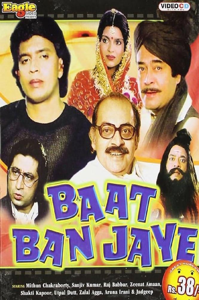 Baat Ban Jaye 1986 Hindi Movie 720p HDRip 1GB DownloadBaat Ban Jaye 1986 Hindi Movie 450MB HDRip Download