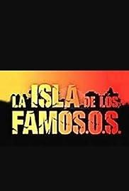 La isla de los famosos - Colombia Poster
