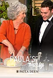 Paula's Party Poster