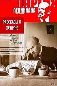 Good download websites for movies Rasskazy o Lenine Soviet Union [BRRip]