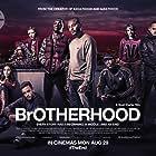 Noel Clarke, Arnold Oceng, Red Madrell, Shanika Warren-Markland, Jason Maza, and Fady Elsayed in Brotherhood (2016)