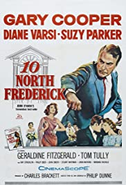 Ten North Frederick (1958) Poster - Movie Forum, Cast, Reviews