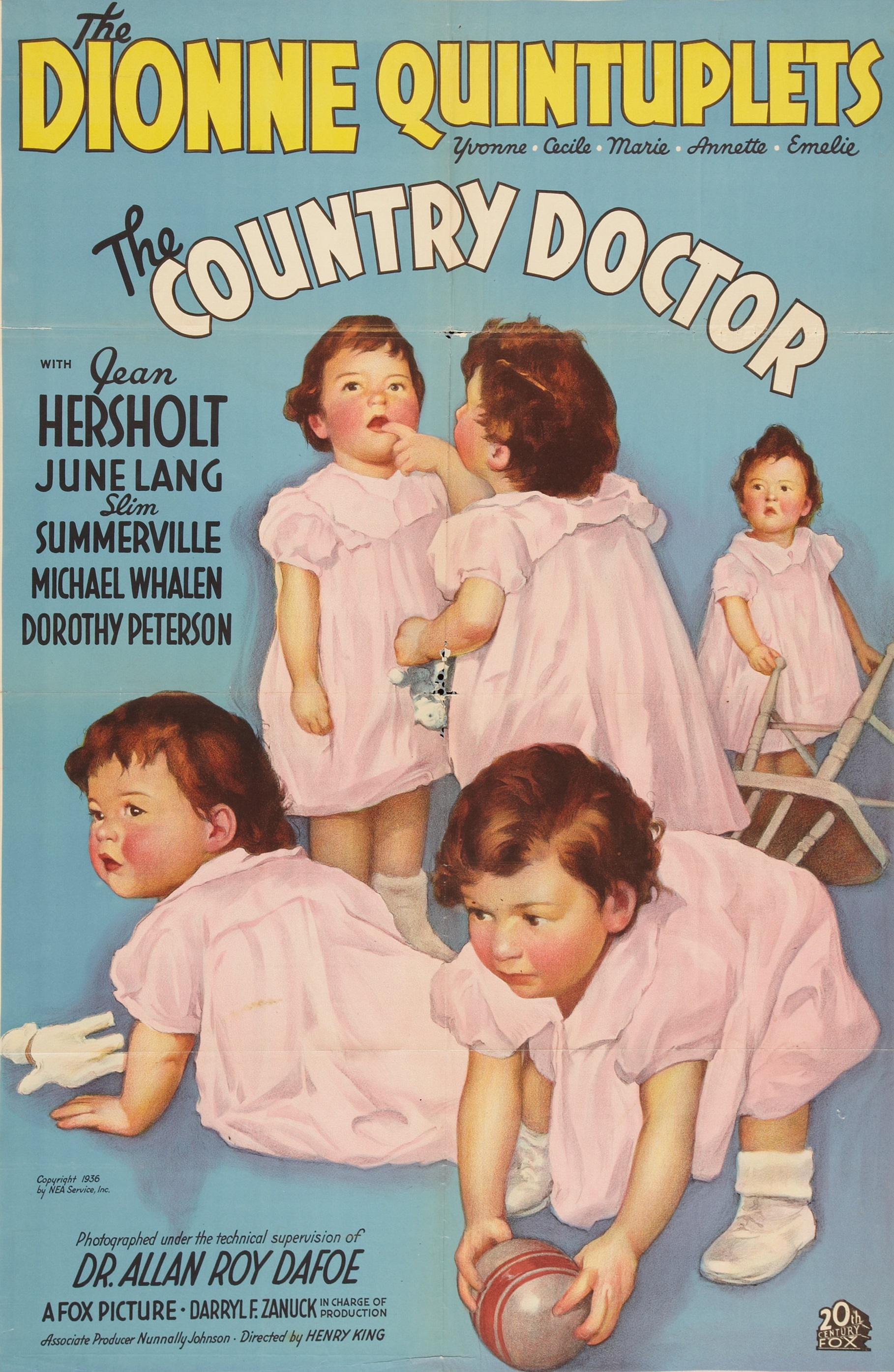 The Country Doctor (1936) - IMDb